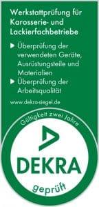 Siegel Karosserie- und Lackierfachbetrieb o. QR -7306